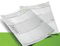 at-home Messprotokoll